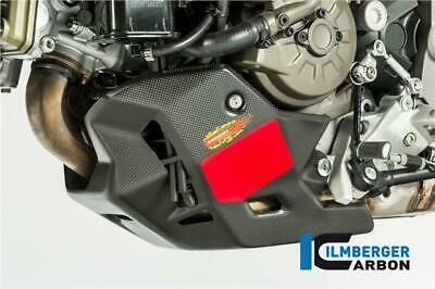 Ilmberger MATT Carbon Fibre Bellypan Ducati Multistrada 1200 DVT 2018