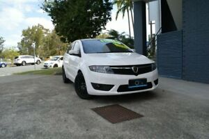2013 Proton Preve CR MY13 GXR White 7 Speed Constant Variable Sedan Ashmore Gold Coast City Preview