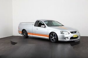 2004 FPV Pursuit BA PURSUIT Silver 4 Speed Auto Seq Sportshift Utility Mulgrave Hawkesbury Area Preview