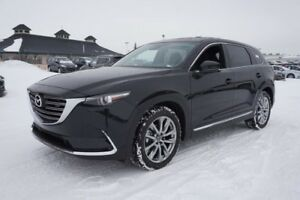 2017 Mazda CX-9 AWD GT BOSE premium audio system, Navigation sys