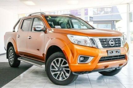 2016 Nissan Navara D23 ST-X Gold 7 Speed Sports Automatic Utility