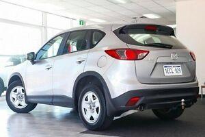 2012 Mazda CX-5 KE1071 Maxx SKYACTIV-Drive AWD Silver 6 Speed Sports Automatic Wagon Victoria Park Victoria Park Area Preview
