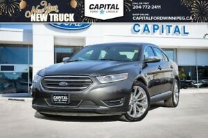 2017 Ford Taurus Limited **BLIS-Navigation-Heated/Cooled Seats**