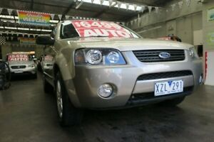 2008 Ford Territory SY MY07 Upgrade TX (RWD) 4 Speed Auto Seq Sportshift Wagon Mordialloc Kingston Area Preview