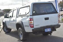 2007 Mazda BT-50 UNY0E3 DX White 5 Speed Manual Utility Willagee Melville Area Preview
