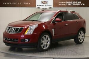 2014 Cadillac SRX Premium AWD *Sunroof-Trailering package-Cadill