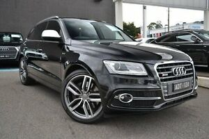 2015 Audi SQ5 8R MY15 TDI Tiptronic Quattro Black 8 Speed Sports Automatic Wagon Burwood Whitehorse Area Preview