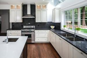 Kitchen Renovations and Remodels. Kitchen Crafters can do it!