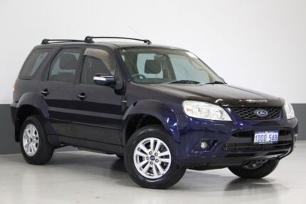 2010 Ford Escape ZD Blue 4 Speed Automatic Wagon St James Victoria Park Area Preview