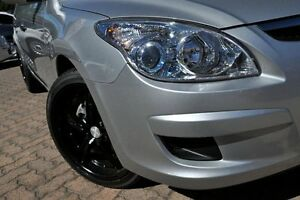 2009 Hyundai i30 FD MY10 SX Silver 4 Speed Automatic Hatchback Zetland Inner Sydney Preview