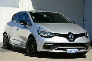 2014 Renault Clio X98 Series IV R.S. 200 EDC Sport Grey 6 Speed Sports Automatic Dual Clutch Wangara Wanneroo Area Preview
