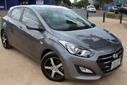 2016 Hyundai i30 GD4 Series II MY17 Active DCT Silver 7 Speed Sports Automatic Dual Clutch Hatchback Thebarton West Torrens Area Preview