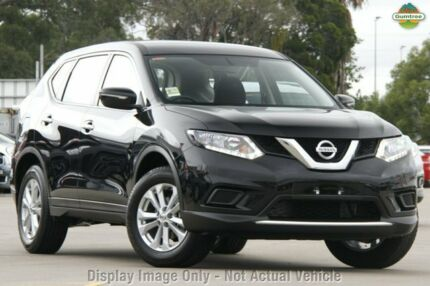2015 Nissan X-Trail T32 ST X-tronic 2WD Diamond Black 7 Speed Constant Variable Wagon Mornington Mornington Peninsula Preview
