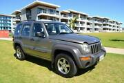 2004 Jeep Cherokee KJ MY2004 Sport Gold 5 Speed Manual Wagon Somerton Park Holdfast Bay Preview