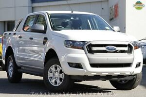 2016 Ford Ranger PX Mkii MY17 XLS 3.2 (4x4) Special Edition Cool White 6 Speed Manual Frankston Frankston Area Preview