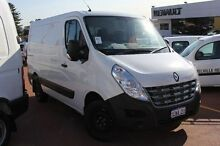 2014 Renault Master X62 Low Roof SWB White 6 Speed Manual Van Hillman Rockingham Area Preview