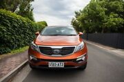 2011 Kia Sportage SL MY12 SI Orange 5 Speed Manual Wagon Hove Holdfast Bay Preview