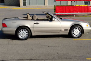 1997 Mercedes-Benz SL-Class 500 Convertible Excellent condition