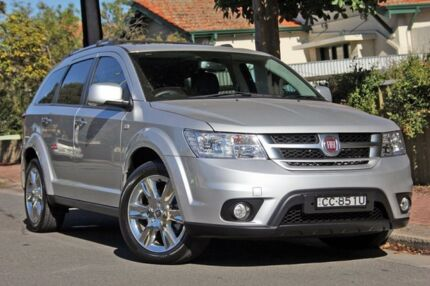 2013 Fiat Freemont JF Lounge Silver 6 Speed Automatic Wagon Glenelg Holdfast Bay Preview