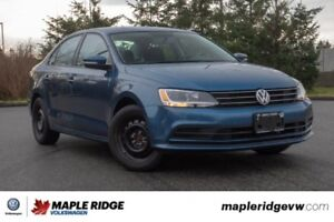 2015 Volkswagen Jetta Sedan Comfortline BLUETOOTH, HEATED SEATS,
