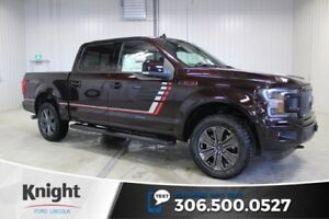 2018 Ford F-150 Lariat Sport Special Edition
