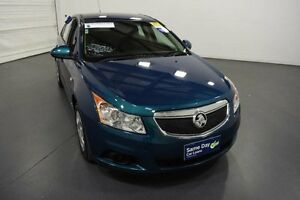 2012 Holden Cruze JH MY13 CD Chlorophyll 6 Speed Automatic Sedan Moorabbin Kingston Area Preview