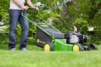 LAWN MOWING  FOR 2016
