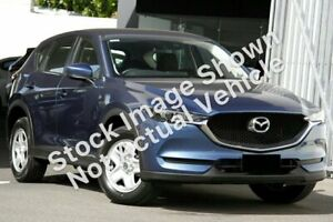 2020 Mazda CX-5 KF2W7A Maxx SKYACTIV-Drive FWD Blue 6 Speed Sports Automatic Wagon Capalaba Brisbane South East Preview