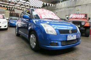 2006 Suzuki Swift EZ 4 Speed Automatic Hatchback Mordialloc Kingston Area Preview