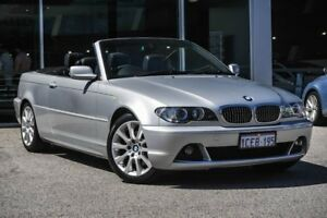 2006 BMW 325Ci E46 MY05 Steptronic Silver 5 Speed Sports Automatic Convertible