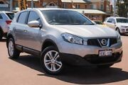 2013 Nissan Dualis J10W Series 3 MY12 ST Hatch X-tronic 2WD Blade 6 Speed Constant Variable Mindarie Wanneroo Area Preview