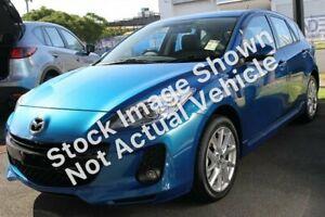 2012 Mazda 3 BL Series 2 MY13 SP25 Grey 5 Speed Automatic Hatchback Phillip Woden Valley Preview