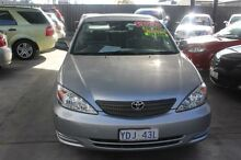 2004 Toyota Camry MCV36R Altise Silver 4 Speed Automatic Sedan Mitchell Gungahlin Area Preview
