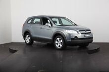 2009 Holden Captiva CG MY09.5 SX (4x4) Grey 5 Speed Automatic Wagon Mulgrave Hawkesbury Area Preview