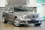 2012 Mercedes-Benz C250 CDI W204 MY13 BlueEFFICIENCY 7G-Tronic + Avantgarde Grey 7 Speed Albion Brisbane North East Preview