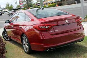 2015 Hyundai Sonata LF MY16 Premium Red 6 Speed Sports Automatic Sedan