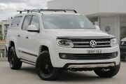 2015 Volkswagen Amarok 2H MY16 TDI420 4MOTION Perm Canyon Candy White 8 Speed Automatic Utility Waitara Hornsby Area Preview