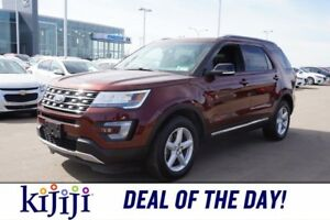 2016 Ford Explorer AWD XLT Navigation (GPS),  Leather,  Heated S