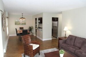 Fully furnished 2 bedroom condo.Abbotsford Available :1st April