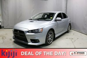 2014 Mitsubishi Lancer Evolution AWC EVOLUTION MR Accident Free,