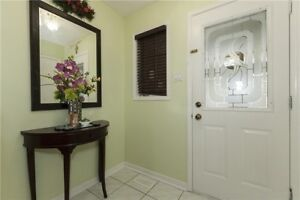 A Beautiful Well Maintained Freehold Town House