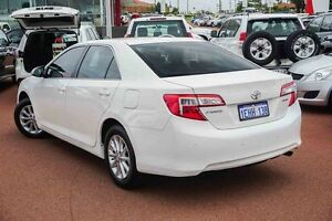 2013 Toyota Camry ASV50R Altise White 6 Speed Sports Automatic Sedan Westminster Stirling Area Preview