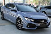 2017 Honda Civic 10th Gen MY17 VTi-L 1 Speed Constant Variable Hatchback Belconnen Belconnen Area Preview