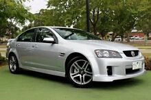2010 Holden Commodore VE MY10 SV6 Silver 6 Speed Manual Sedan Berwick Casey Area Preview