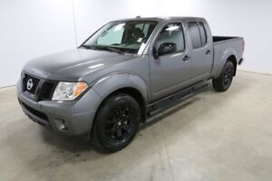 2018 Nissan Frontier 4X4 MIDNIGHT CREW CA Black 18 inch Alloy Wh