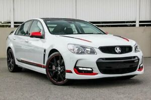 2017 Holden Commodore MOTORSPORT VF II MY17 White Manual Sedan Cannington Canning Area Preview