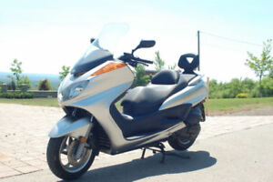 2007 YAMAHA MAJESTY 400cc SCOOTER