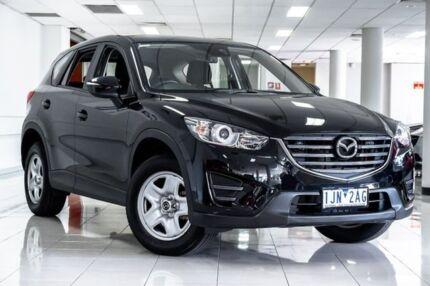 2016 Mazda CX-5 KE1032 Maxx SKYACTIV-Drive i-ACTIV AWD Jet Black 6 Speed Sports Automatic Wagon