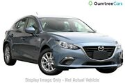 2014 Mazda 3 BM5478 Maxx SKYACTIV-Drive Blue 6 Speed Sports Automatic Hatchback Melville Melville Area Preview