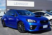 2014 Subaru WRX V1 MY15 Premium AWD Blue 6 Speed Manual Sedan Pearce Woden Valley Preview
